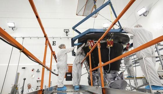 ناسا کی سورج پر جانے کیلئے تیاری مکمل