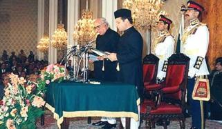 1990ءکے انتخابات،نواز شریف نے زمام اقتدار سنبھالا