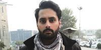 کراچی میں جبران ناصر کی کارنر میٹنگ پر حملہ