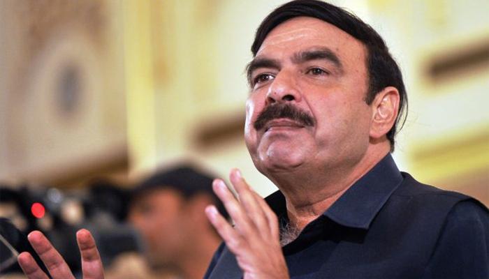 این اے 60 کا الیکشن التوا،شیخ رشید نے مخالفت کردی