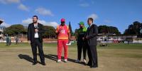 پاکستان کا زمبابوے کیخلاف پہلے بیٹنگ کا فیصلہ