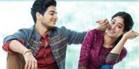 جھانوی کپور کی فلم'دھڑک' کا بہترین آغاز