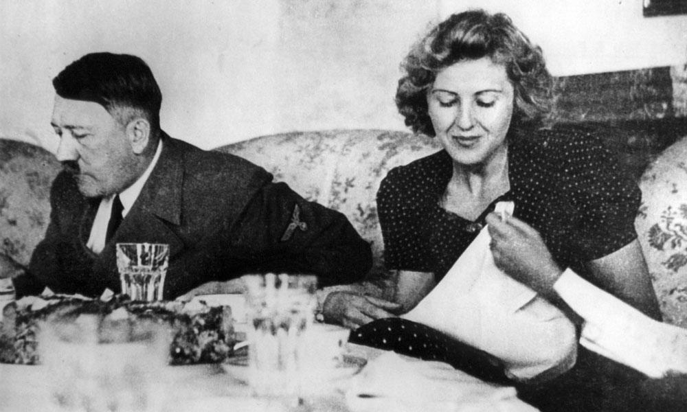 ہٹلر اور اس کی بیوی ایوا کی داستان محبت