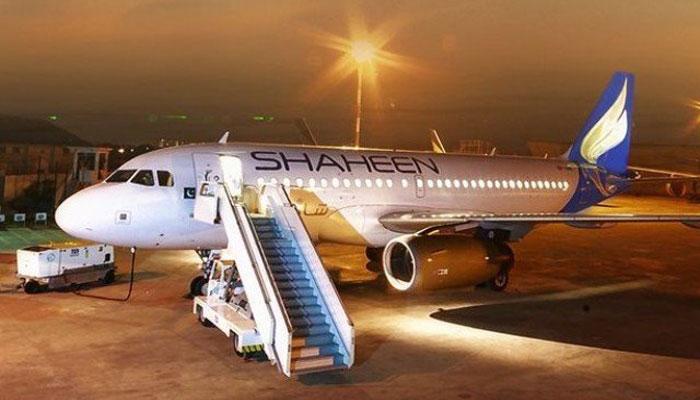 شاہین ایئر کےاندرون ملک فضائی آپریشن پر بھی پابندی