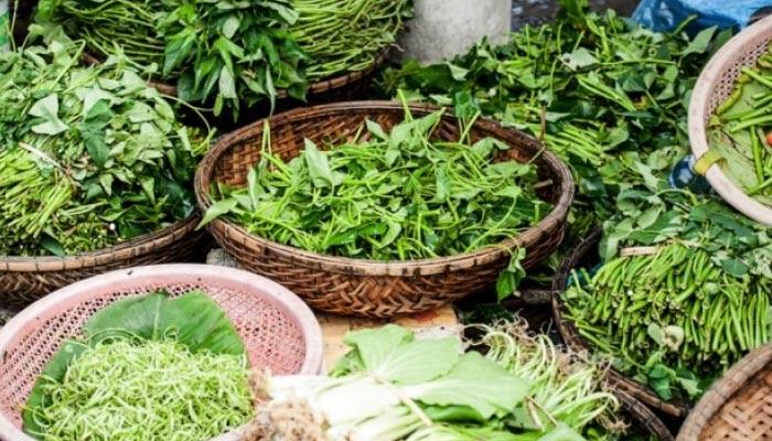ہرے پتوں والی سبزیاں. . . طبی فوائد کا مجموعہ