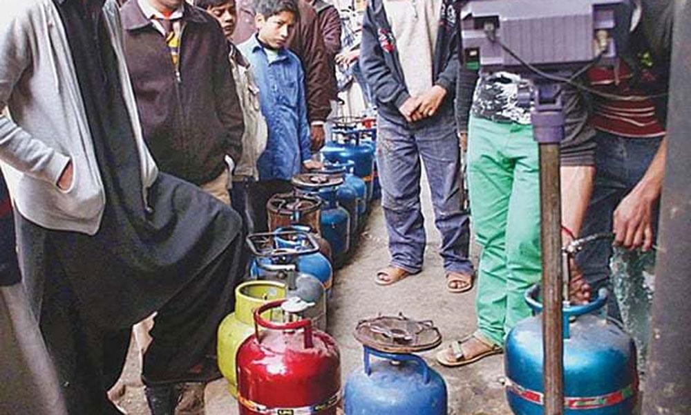 ایل پی جی کی قیمت میں 7 روپے فی کلو کا اضافہ