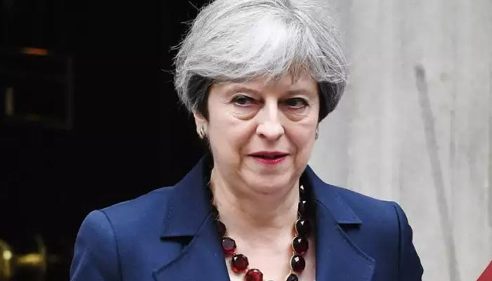 برطانیہ کی یورپی یونین سے بغیر معاہدہ علیحدگی، الزام تھریسامے پر عائد