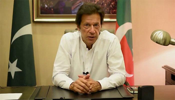 چاہتا ہوں پوری قوم 'یوم آزادی' منائے، عمران خان