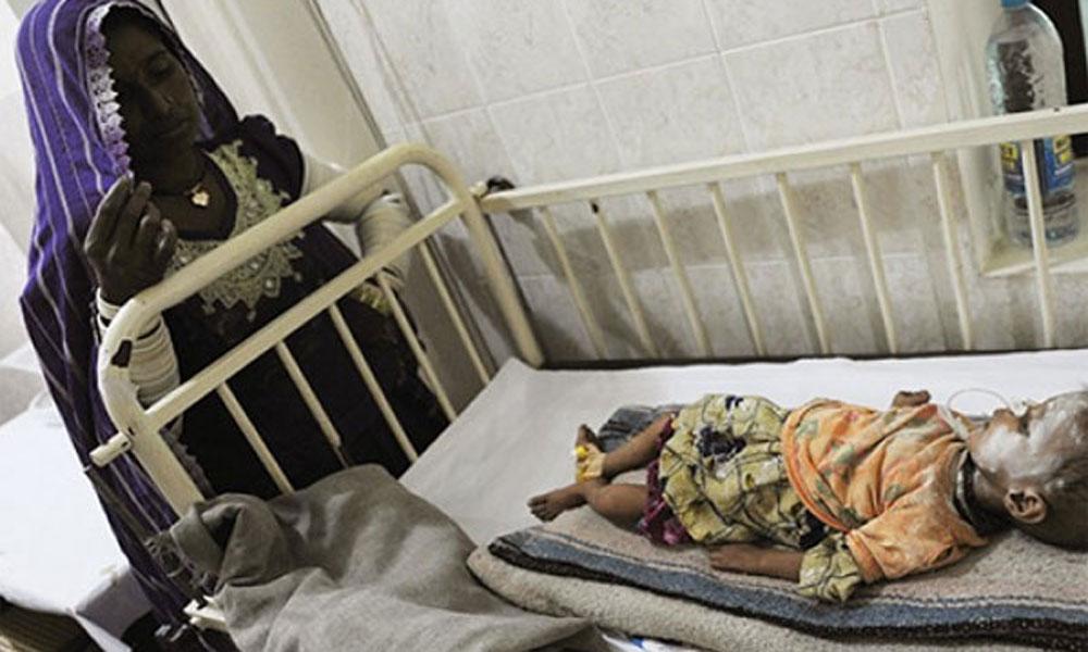 مٹھی میں مزید 3 بچے انتقال کر گئے