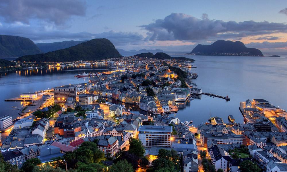 ناروے دنیا کا دلکش ترین ملک