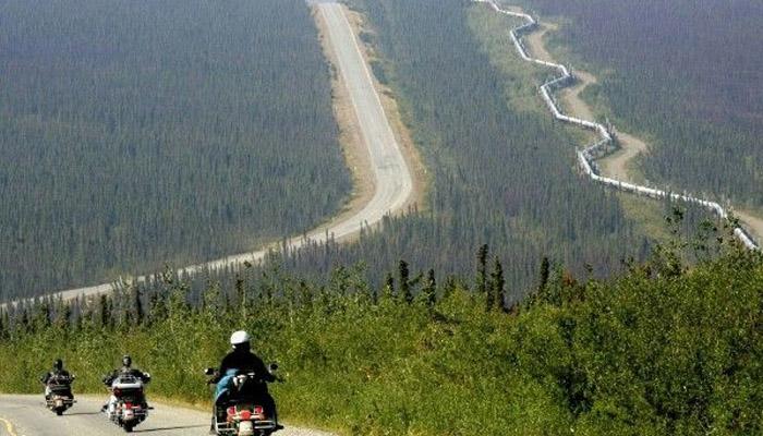 الاسکا کا ڈیلٹن ہائی وے دنیا کا خطرناک ترین زمینی راستہ