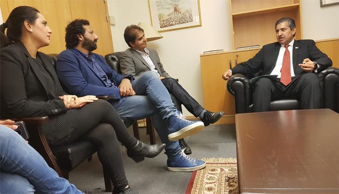 پاکستانی چیلنجز سے نمٹنے کی صلاحیت رکھتے ہیں،ظہیر پرویز خان
