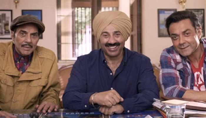 بالی ووڈ کے 7 بڑے اداکار 'یملا پگلا دیوانہ پھرسے'کا حصہ