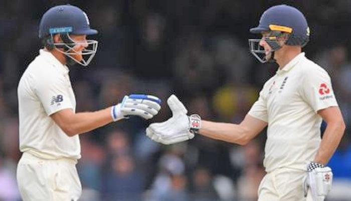 لارڈزـ: بھارت پر شکست کے بادل، انگلینڈ 357رنز 6 وکٹ پر