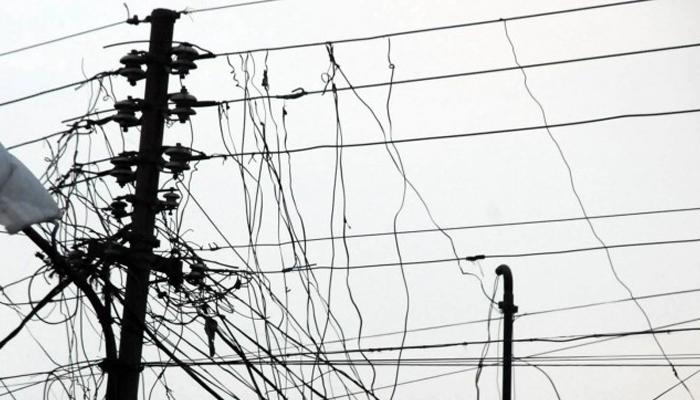 ہائی ٹینشن لائن ٹرپ ، کراچی کے بڑے حصے کی بجلی معطل