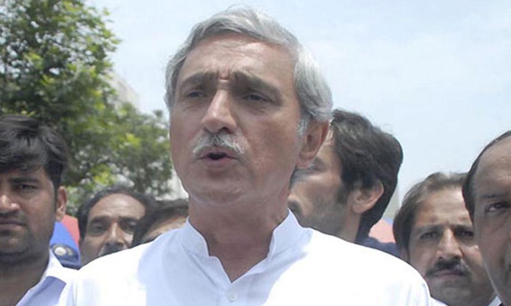 جہانگیر ترین پرویز الہیٰ سے ملنے لاہور پہنچ گئے