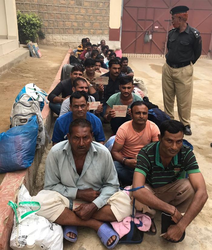 پاکستان نے 26 بھارتی ماہی گیروں کو رہاکردیا