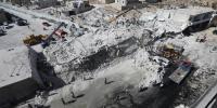 شام : اسلحہ گودام میں دھماکہ ، 39شہری جاں بحق