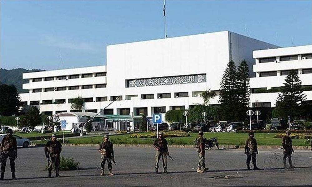 بنی گالا تا پارلیمنٹ ہاؤس سیکیورٹی انتظامات