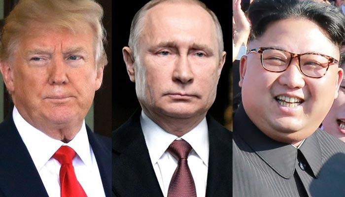 شمالی کوریا کے معاملے پر امریکا نے روسی بینک کو پابندیوں کا نشانہ بنالیا