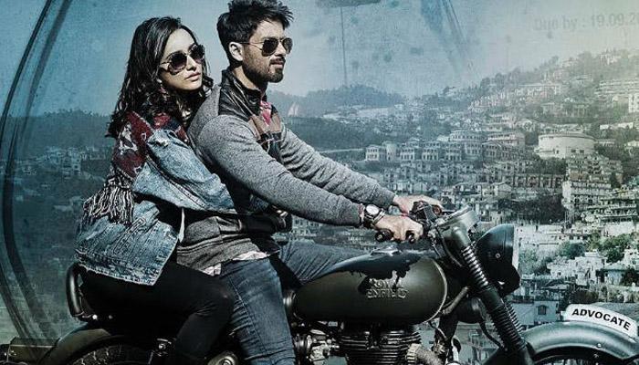 شاہد کپور کی فلم ' بتی گل میٹر چالو ' کا ٹریلر ریلیز