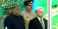 اسلام آباد میں جشنِ آزادی کی مرکزی تقریب
