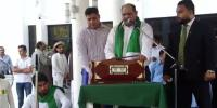 ابو ظہبی: پاکستانی سفارت خانہ ملی نغموں سےگونج اٹھا