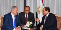 اسرائیلی وزیر اعظم اور مصری صدر کی خفیہ ملاقات