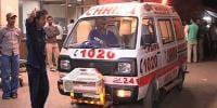 کراچی میں گاڑی پر فائرنگ ، ایک شخص جاں بحق