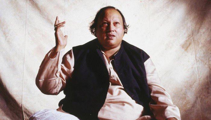 دنیا ئے موسیقی کے استاد ،نصرت فتح علی خان کی آج 21ویں برسی