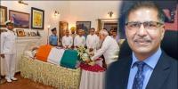 واجپائی کی آخری رسومات ، علی ظفر نمائندہ مقرر