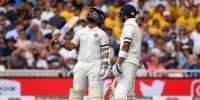 ناٹنگھم ٹیسٹ، پہلے دن کا کھیل ختم، بھارت کے انگلینڈ کیخلاف 307رنز