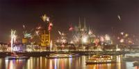 ماسکو میں انٹرنیشنل فائر ورک فیسٹیول ،دیکھنے والوں پر سحر چھا گیا