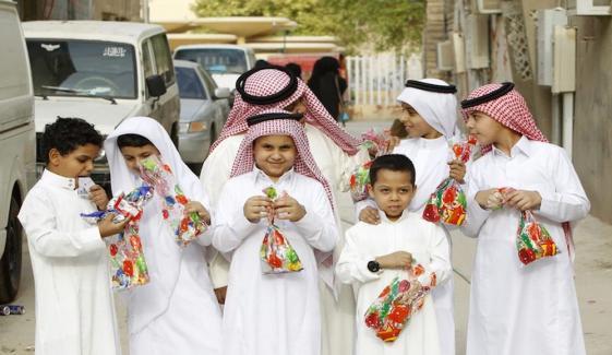 سعودی عرب، خلیجی و دیگر ممالک میں آج عید الاضحیٰ