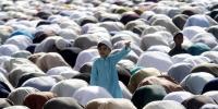 ملک بھر میں عیدالاضحیٰ عقیدت و احترام کے ساتھ منائی جارہی ہے