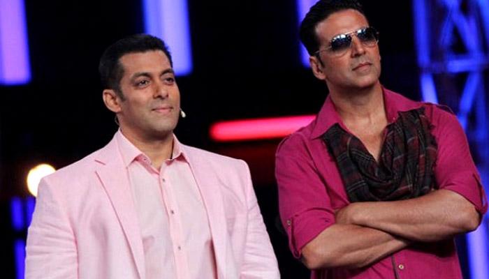 اکشے اور سلمان سب سےزیادہ کمانے والے اداکار