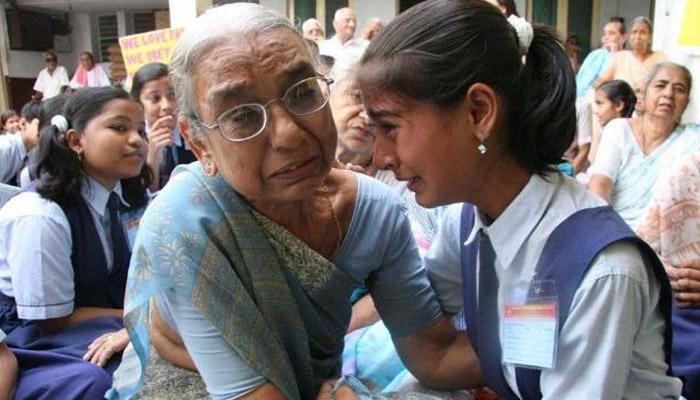 دادی، پوتی کی وائرل تصویر کے پیچھے سچی کہانی