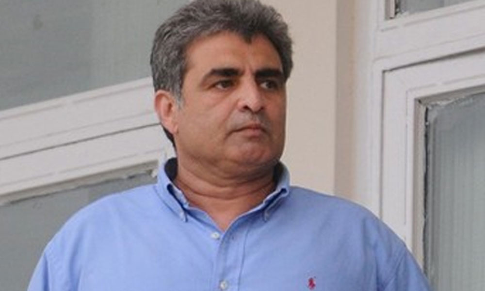 عمران کے دوست ذاکر خان کی پی سی بی آمد