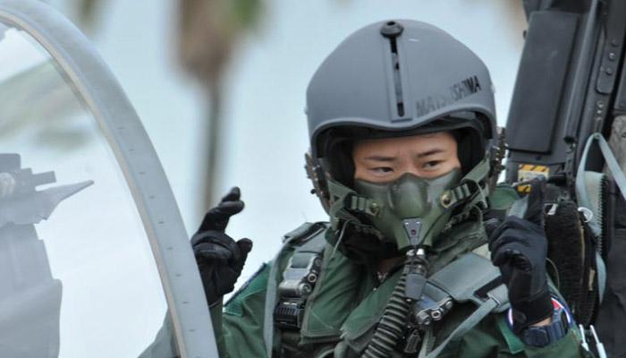 جاپان میں پہلی خاتون فائٹر پائلٹ کا تقرر
