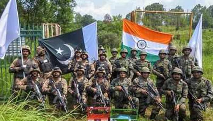 پاک بھارت افواج پہلی بار مشترکہ مشق کریں گی