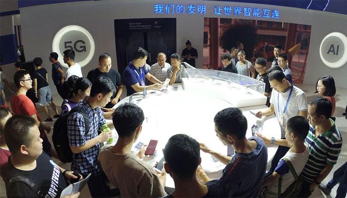 چین میں ہوئی پہلی اسمارٹ ایکسپو ، جدید ترین مصنوعات پیش