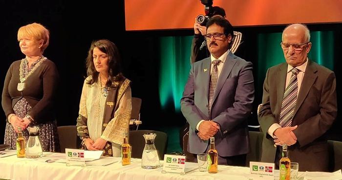 دعا گو ہوں پاکستان امن و ترقی کی منازل طے کرے،نارویجن وزیر ثقافت