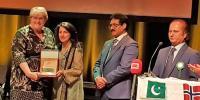 دعا گو ہوں پاکستان امن و ترقی کی منازل طے کرے، نارویجن وزیر ثقافت