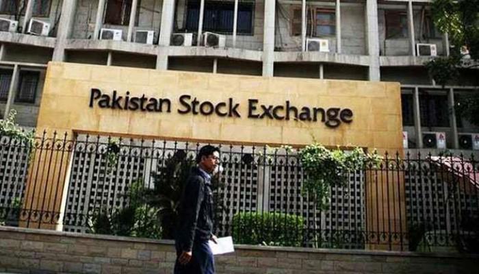 پاکستان اسٹاک ایکسچینج میں کاروبار کا مثبت دن، انڈیکس 157 پوائنٹس کا اضافہ