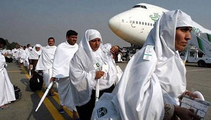 پی آئی اے کی پہلی حج پرواز لاہور پہنچ گئی