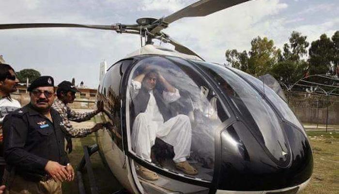 ہیلی کاپٹر سے ایک منٹ سفر پر کتنی رقم خرچ ہوتی ہے ؟