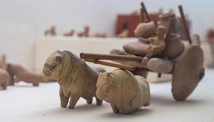 ''موہن جودڑو'' یہاں کے قدیم آثار گوہرِ نایاب سے کم نہیں
