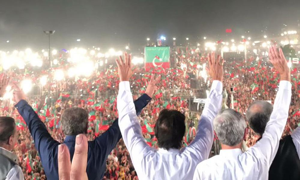 عمران خان کے تبدیلی کے نعروں کی گونج '' آزربائجان'' میں