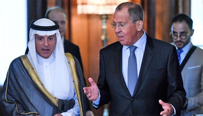 'روس دہشت گردی سے مقابلے کیلئے سعودی عرب کے ساتھ ہے'