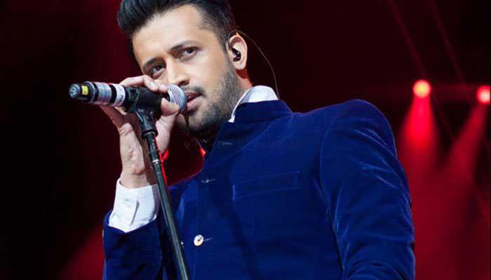 عاطف اسلم کی آواز میں ایک اور گانا مقبول